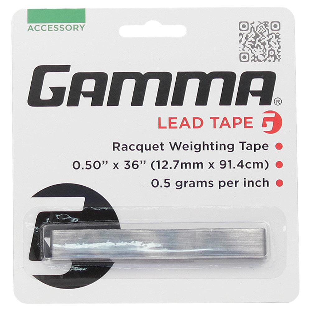 Gamma Lead Weight Tape 1/2 inch