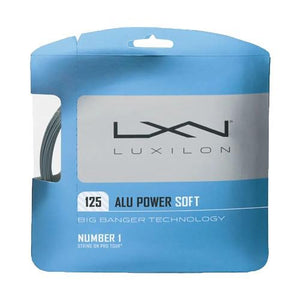 Luxilon Alu Power Soft - 125 - String Set