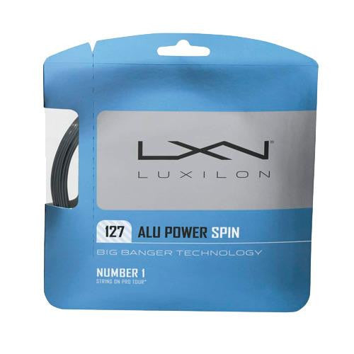 Luxilon Alu Power Spin 127 String Set