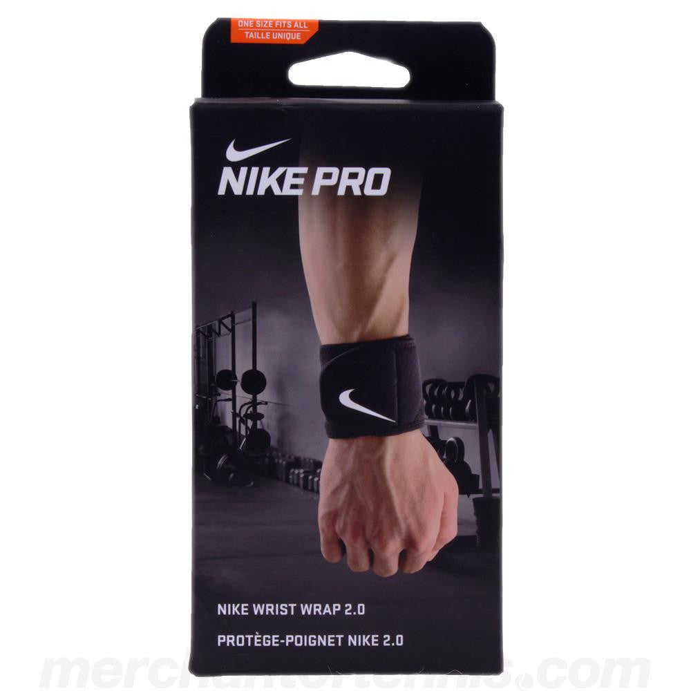 ccb08c818b Nike Pro Combat Wrist Wrap 2.0 – Merchant of Tennis – Canada's Experts