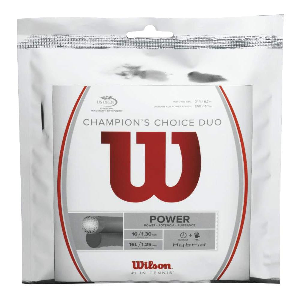 Wilson Champion's Choice Duo String Set
