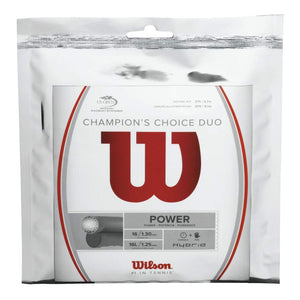 Wilson Champion's Choice Duo - String Set