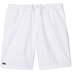 Lacoste Men's Sport Lined Short - White