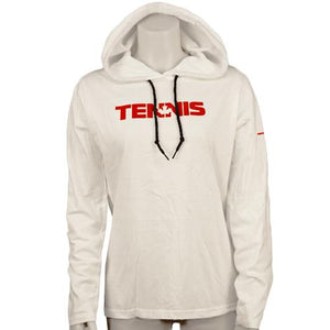 Women's Merchant of Tennis Long-sleeve Shirt with Hoody