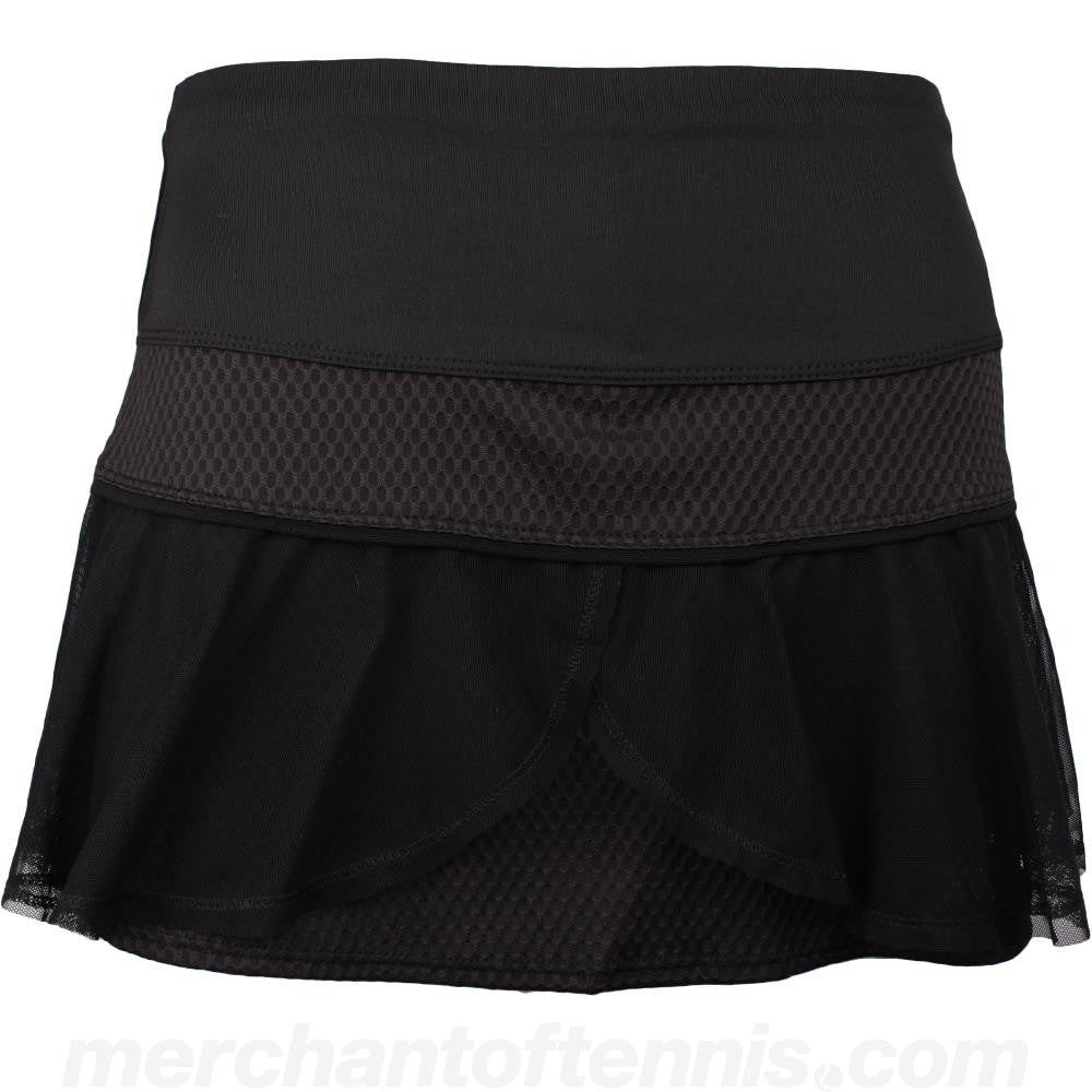 Lucky in Love Women's Scaling Up Flounce Skort