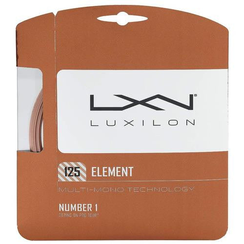 Luxilon Element 125 String Set