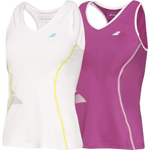 Babolat Girls 2016 Core Crop Tank Top