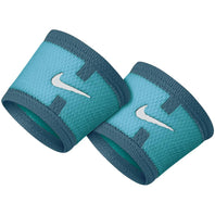 Nike Wristbands Stealth Court Logo Omega/ Obsidian