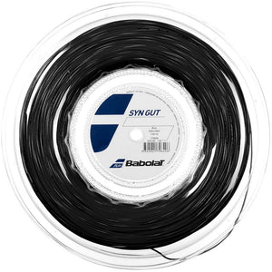 Babolat Syn Gut - 130 Black String Reel