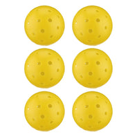 Harrow Pickleball Ball 6 Pack