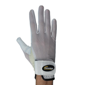 Advantage Women's Full Finger Glove