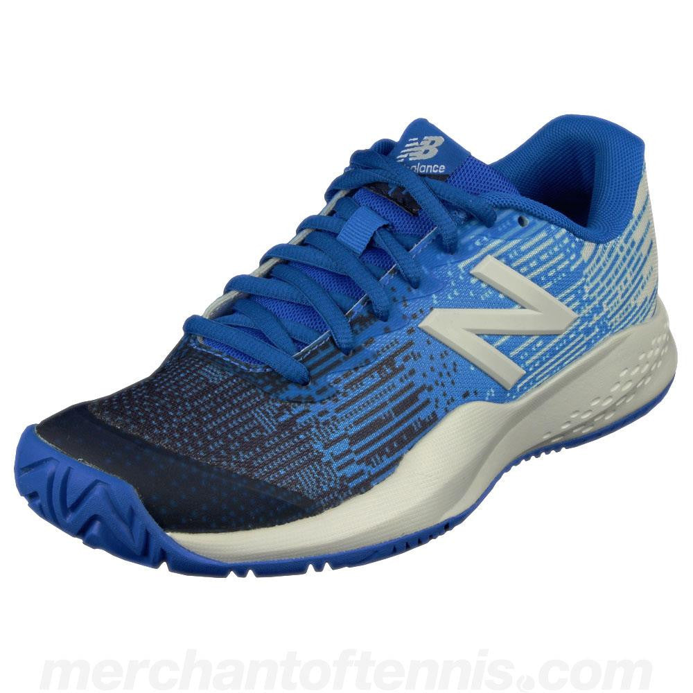 tout neuf a27d2 ad217 New Balance Junior KC996v3 - Blue/White