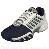 K-Swiss Junior BigShot Light 3 White/Navy