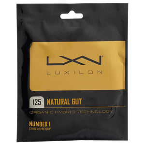 Luxilon Natural Gut 125 String Set