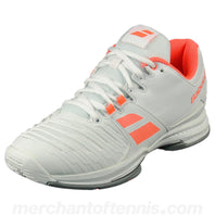 Babolat Women's SFX2 All Court White/Pink