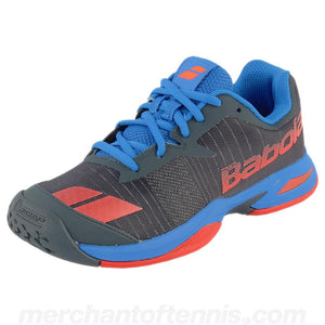Babolat Junior Jet - AC - Grey/Blue