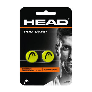 HEAD Pro Damp Yellow