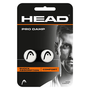 Head Dampener Pro Damp - White/Black