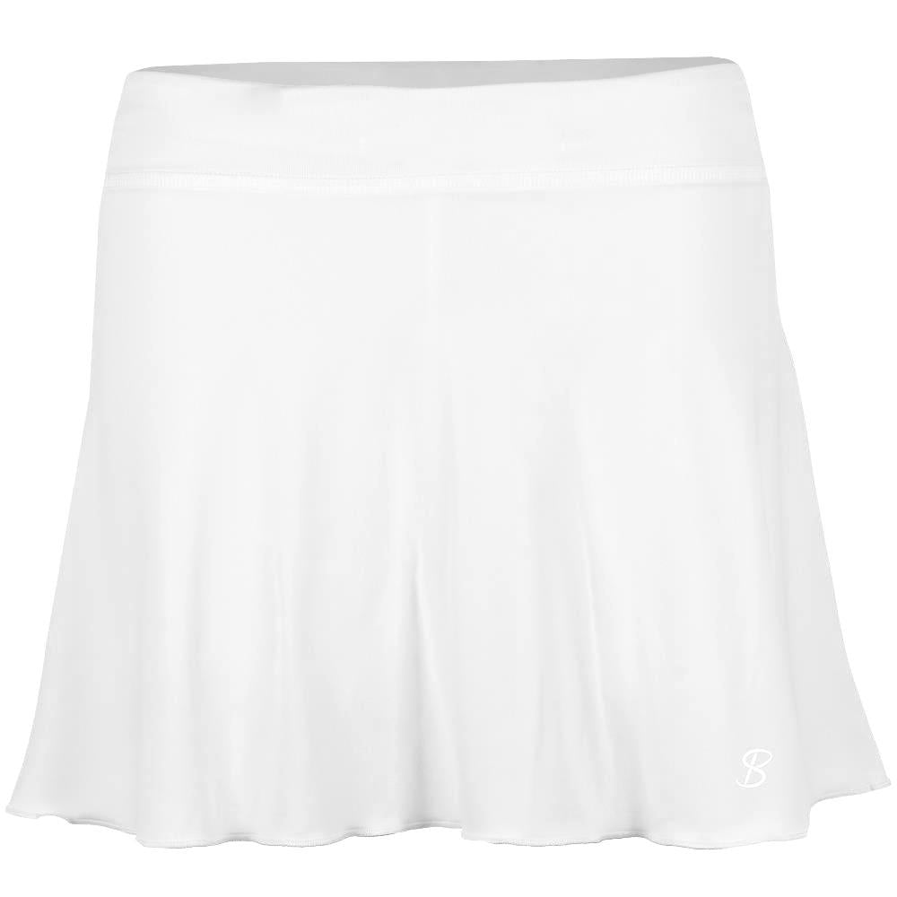"Sofibella Women's UV Staples Classic 15"" Skort - White"
