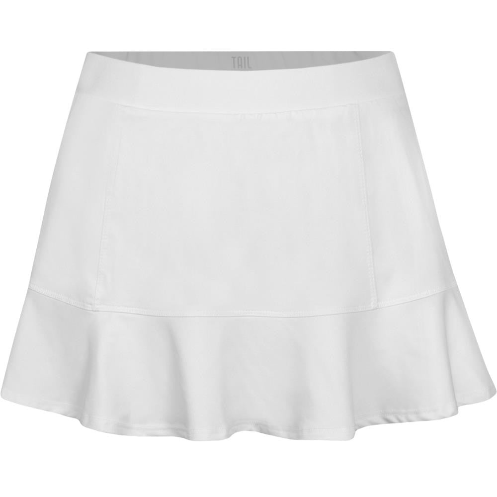 "Tail Women's Core Jennifer 12.5"" Skort - White"