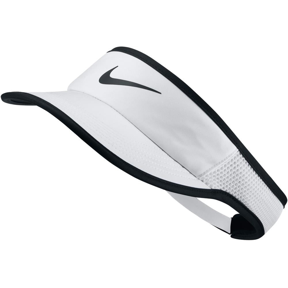 Nike Women's Featherlight Visor White