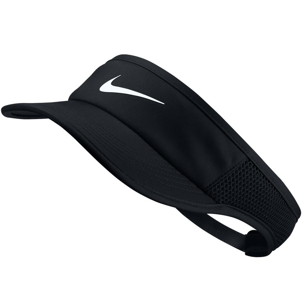 Nike Women's Featherlight Visor Black