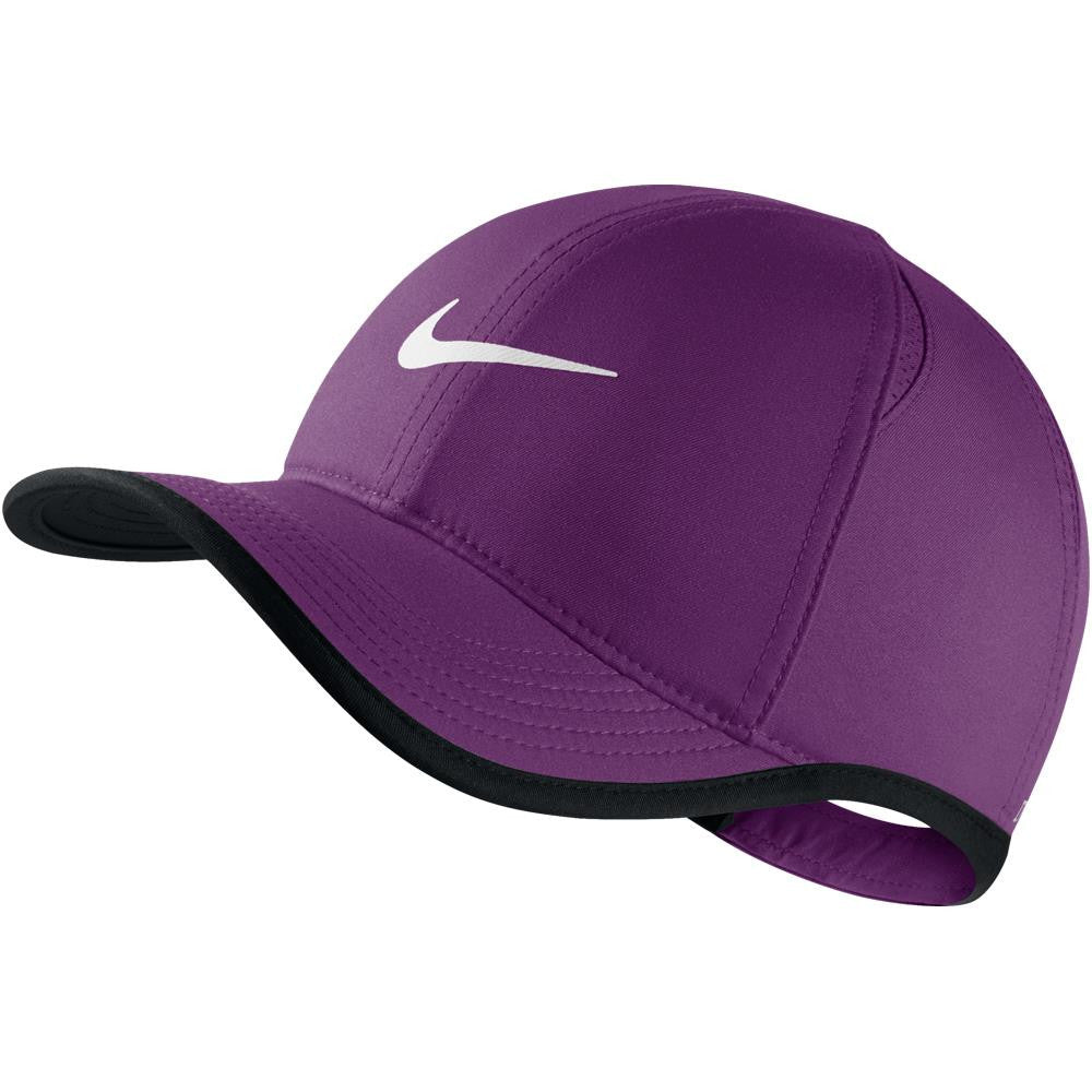 Nike Junior Featherlight Hat Purple