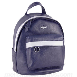 Lacoste Break Point Navy Backpack