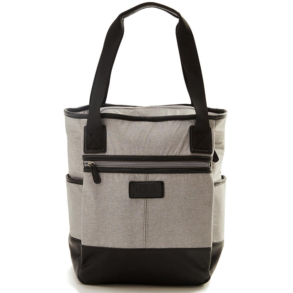 Lole Lily Tote Bag Medium Heather Grey
