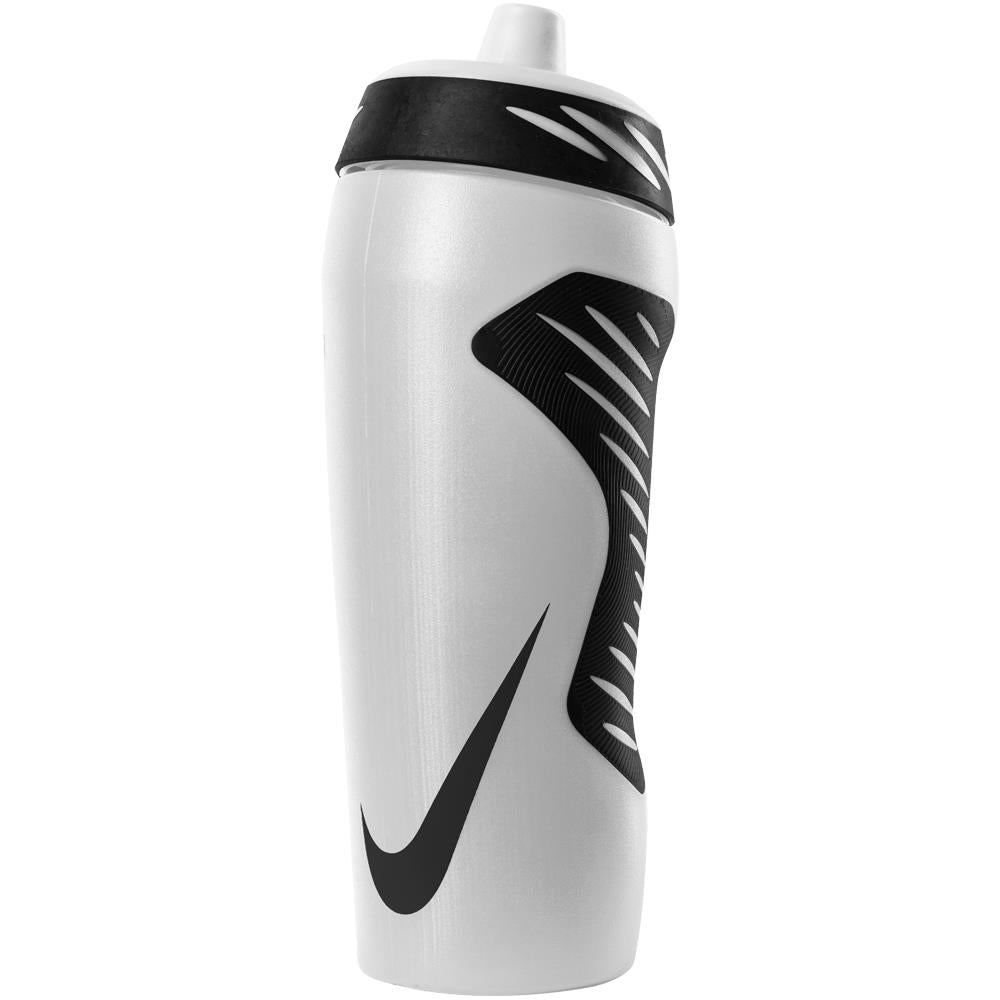 Nike Water Bottle Hyperfuel 18oz - Clear/Black