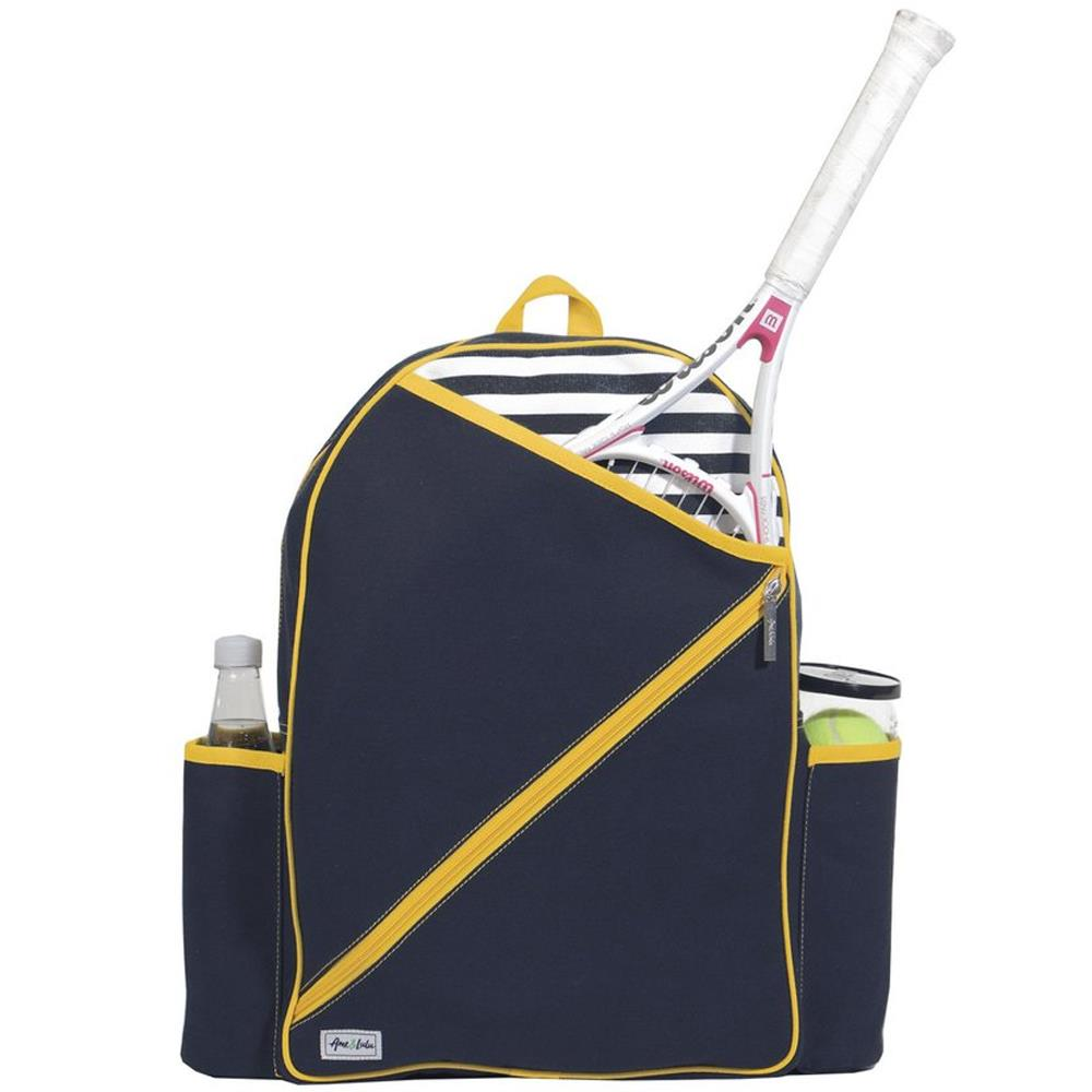 Ame & Lulu Brooks Tilley Backpack - Navy