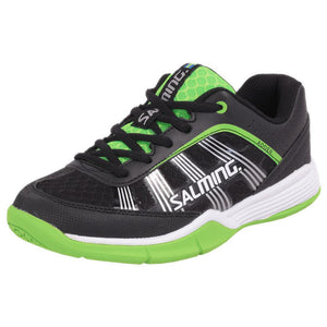 Salming Junior Adder - Black/Green