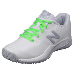 New Balance Junior 996v3 - White/Grey
