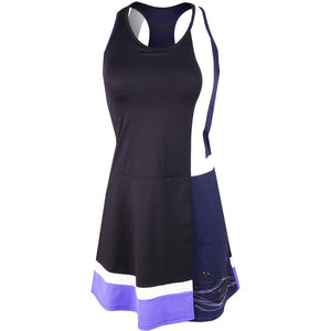 Tonic Women's Spring Serang Dress- Black and Reef