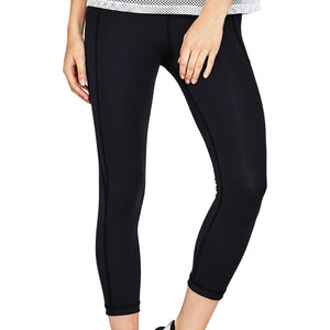 Tonic Women's Spring Symia Crop Capri - Black