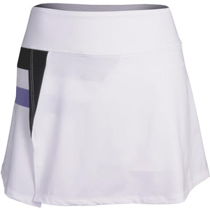 "Tonic Women's Spring Kierra 14"" Skort - White and Reef"