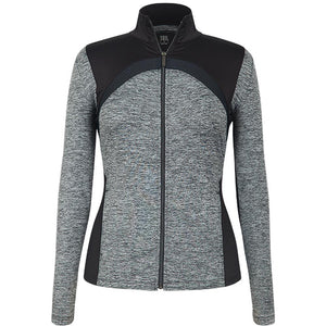 Tail Women's Core Active Dover Jacket - Light Grey Space