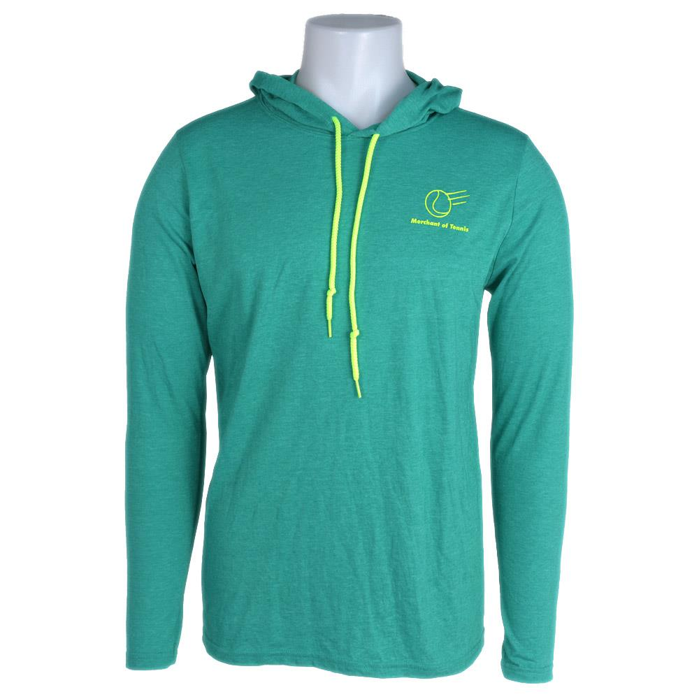 Merchant of Tennis Men's Hoody Green