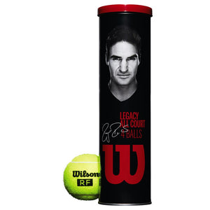 Wilson RF Legacy Tennis Ball Can