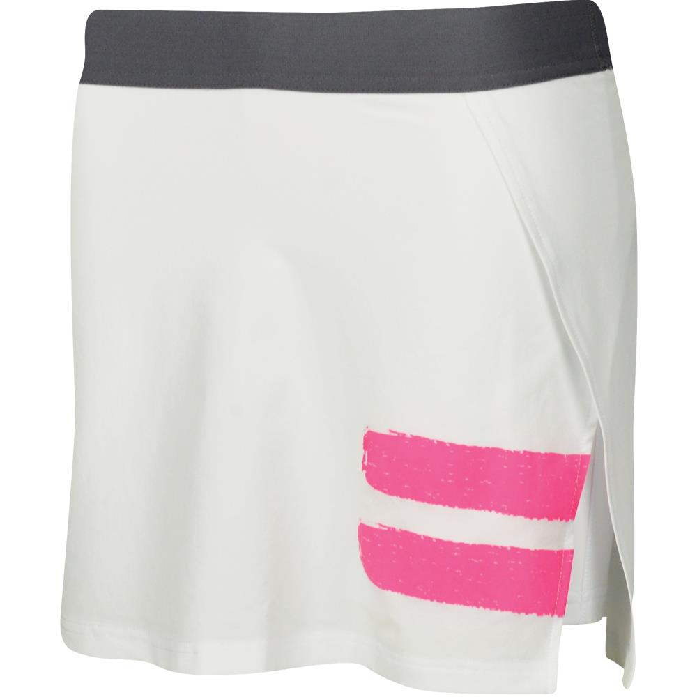 Babolat Women's Performance Panel Skirt - White