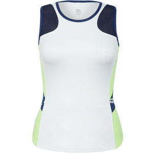 Tail Women's Bright Lights Adair Tank - White/Citrine/Twilight