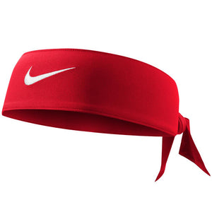 Nike Dri-Fit Head Tie 2.0 - Gym Red/White