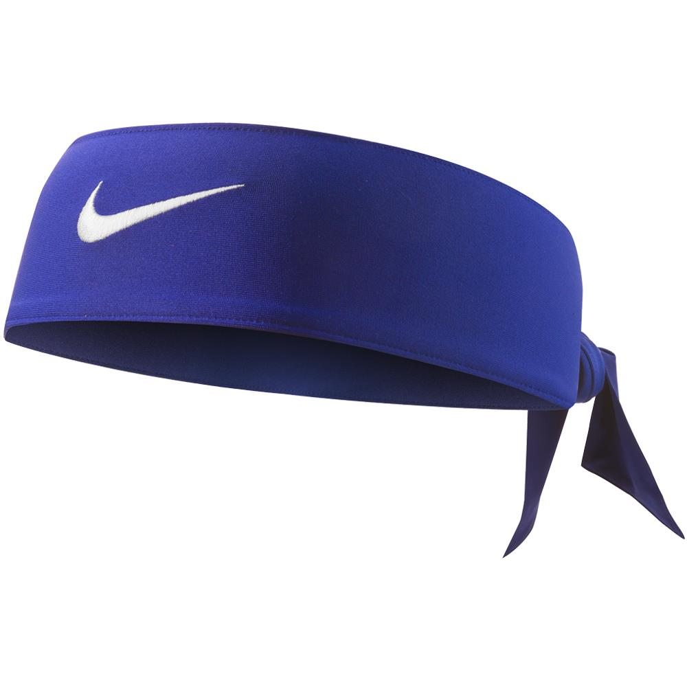 Nike Dri-Fit Head Tie 2.0 - Game Royal/White