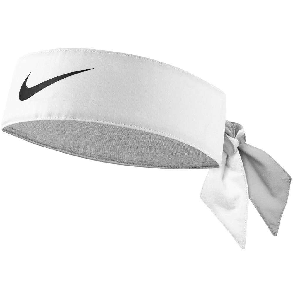 Nike Tennis Dry Tie - White/Black