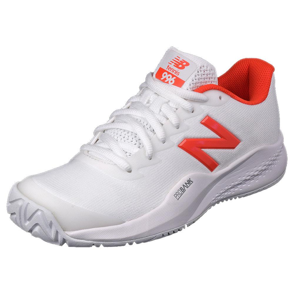 New Balance Women's 996v3 - White/Red
