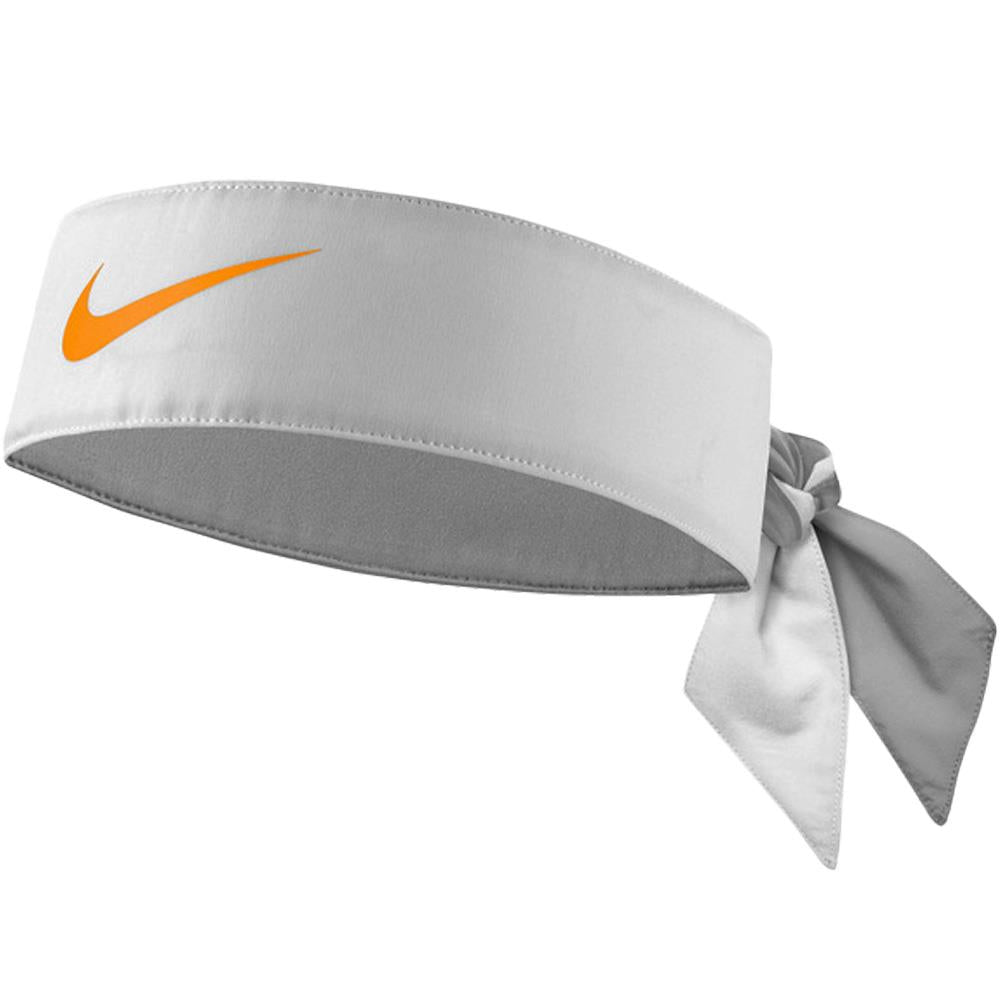 Nike Tennis Dry Tie - White/Gold Leaf