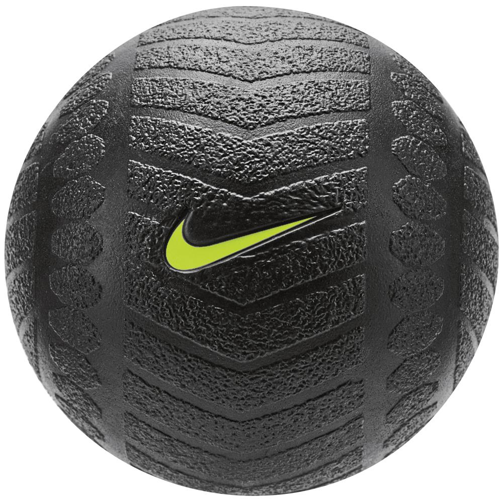 Nike Inflatable Recovery Ball - Black/Volt