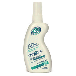 Kinesys Sunscreen SPF50 120ml Fragrance Free