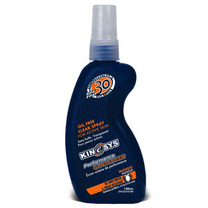 Kinesys Sunscreen 30SPF 120ml Mango Scented