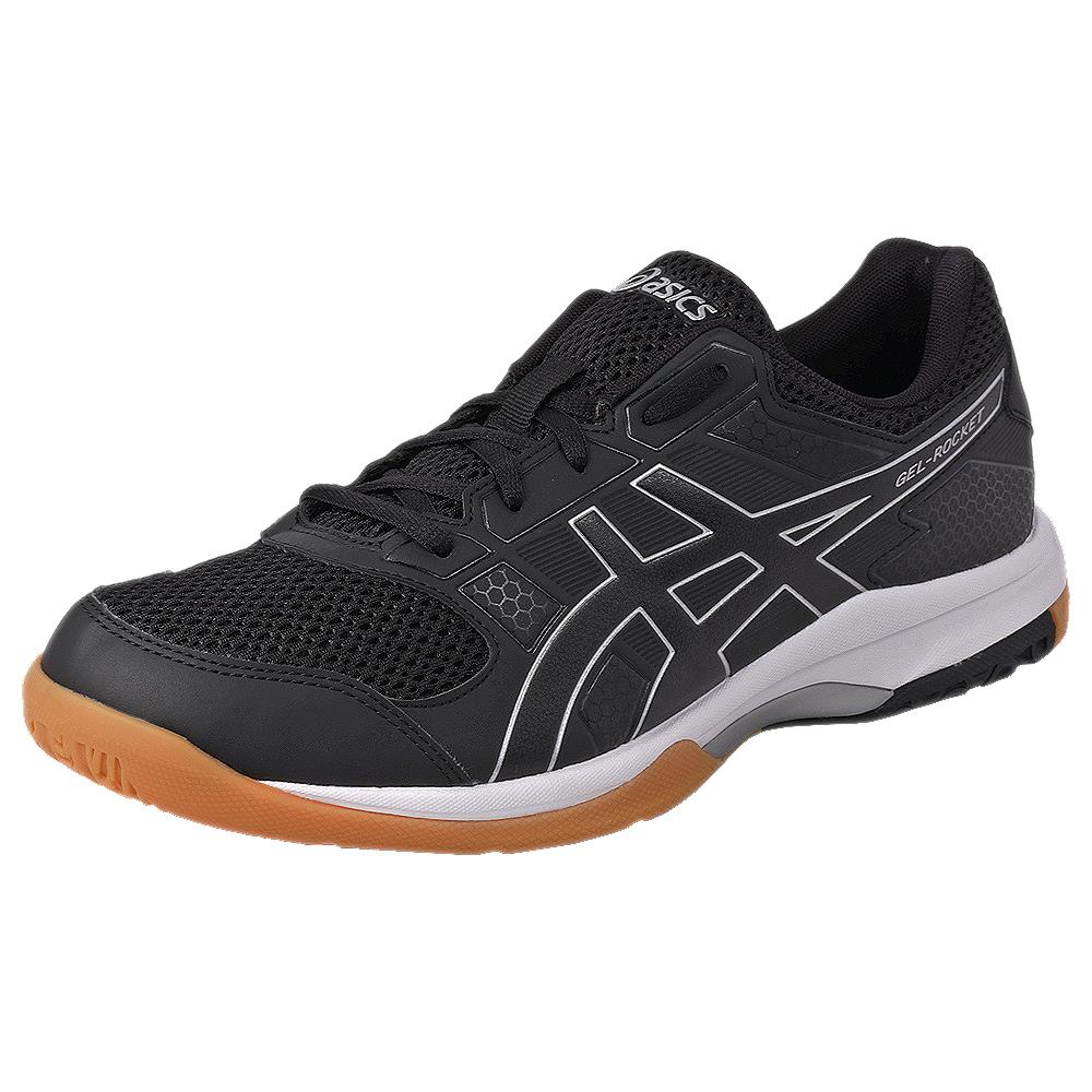 Asics Men's Gel-Rocket 8 - Black/White